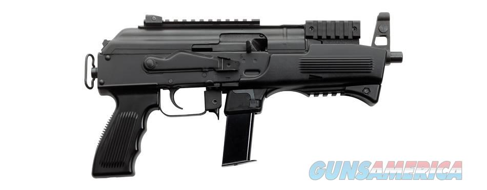 "CHARLES DALY AK-9 PISTOL 6.3"" BERETTA 92 MAG BLACK/SYN. 71789 8053670717893  Guns > Pistols > Charles Daly Pistols > Auto"