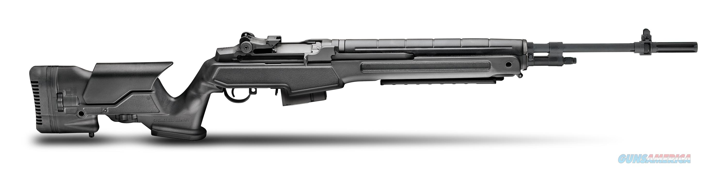 "Springfield Armory M1A Precision Adjustable Stock w/ 22"" Parkerized carbon steel barrel MP9226  Guns > Rifles > Springfield Armory Rifles > M1A/M14"