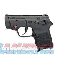 Smith & Wesson, S&W M&P Bodyguard 380 2.75 Inch Barrel .380 ACP with Crimson Trace Laser - 10048 022188864823   Guns > Pistols > Smith & Wesson Pistols - Autos > Polymer Frame