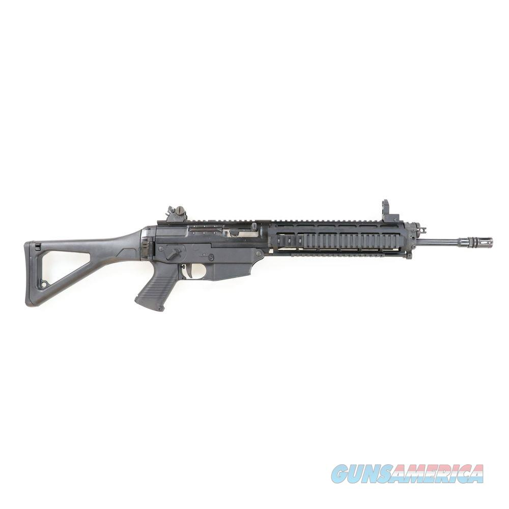 Pre-Owned Sig Sauer SIG556 Classic SWAT 5.56mm Rifle - USEDJT024938  Guns > Rifles > Sig - Sauer/Sigarms Rifles