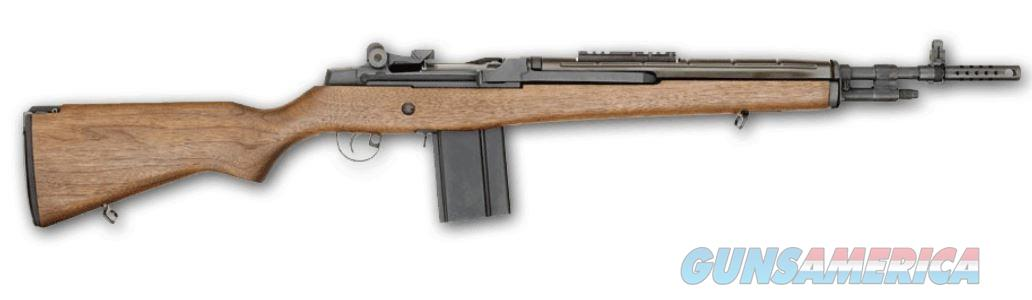 "SPRINGFIELD ARMORY M1A SCOUT SQUAD 7.62 18"" WALNUT STOCK AA9122 706397041229  Guns > Rifles > Springfield Armory Rifles > M1A/M14"