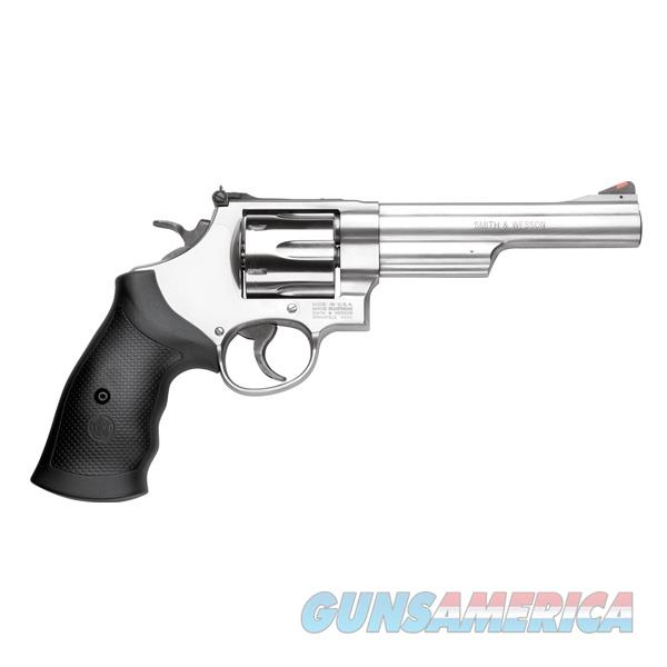Smith & Wesson S&W 629-6 .44 Magnum 6'' Stainless 163606 022188636062  Guns > Pistols > Smith & Wesson Revolvers > Model 629