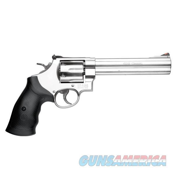 S&W Model 629 .44 Magnum Revolver with 6.5 Inch Barrel 163638  Guns > Pistols > Smith & Wesson Revolvers > Model 629
