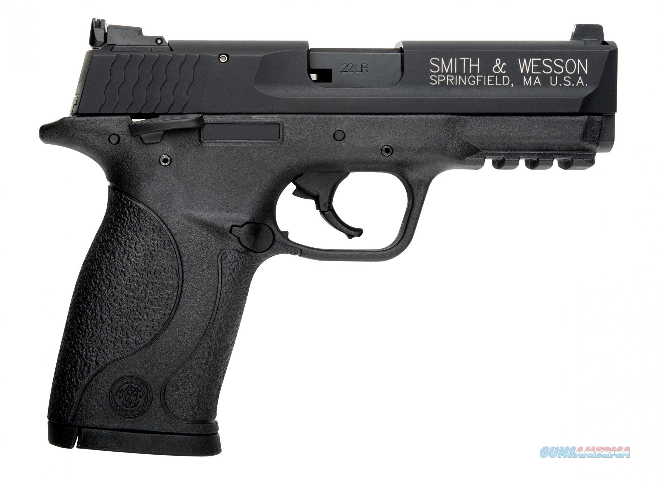 Smith & Wesson S&W M&P22 Compact 22LR  108390  022188083903   Guns > Pistols > Smith & Wesson Pistols - Autos > .22 Autos