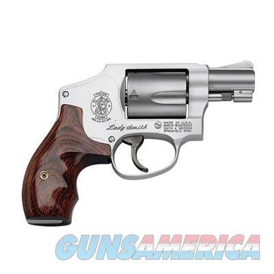 Smith & Wesson Model 642LS .38 Special +P Lady Smith 5 Shot Revolver 163808  Guns > Pistols > Smith & Wesson Revolvers > Small Frame ( J )
