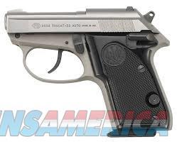 Beretta J320500 Tomcat INOX Stainless .32 Auto Pistol  Guns > Pistols > Beretta Pistols > Small Caliber Tip Out