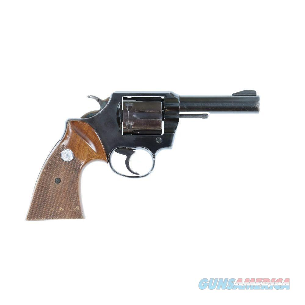 "Pre-Owned Colt Lawman MK III 4"" - USEDJ28195  Guns > Pistols > Colt Double Action Revolvers- Modern"