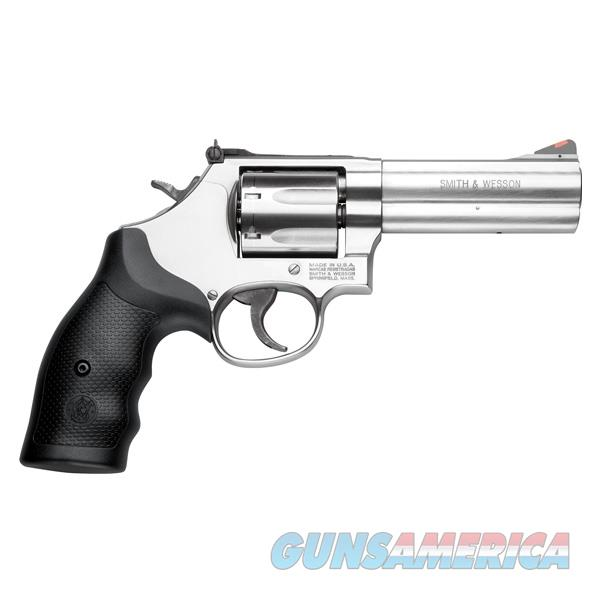 Smith & Wesson L-Frame S&W 686-6 Plus .357mag  164194  022188641943  Guns > Pistols > Smith & Wesson Revolvers > Med. Frame ( K/L )