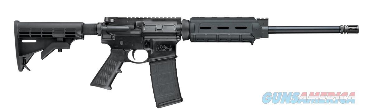 Smith & Wesson, S&W Model M&P 15 Sport II Optic Ready w/ Magpul M-LOK Handguard 12024 022188872958  Guns > Rifles > Smith & Wesson Rifles > M&P