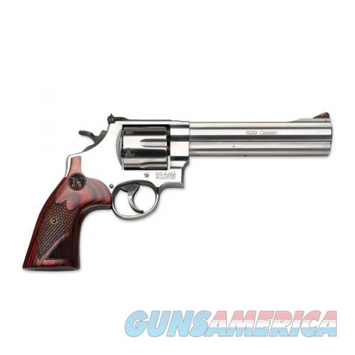 Smith & Wesson Model 629 Deluxe 44 Magnum 150714  Guns > Pistols > Smith & Wesson Revolvers > Med. Frame ( K/L )