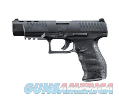 "Walther PPQ M2 40 S&W 5"" 2796104 723364200076  Guns > Pistols > Walther Pistols > Post WWII > P99/PPQ"