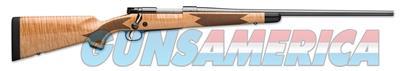 "Winchester Model 70 Super Grade Maple .270 Winchester 24"" Bolt Action Rifle 535218226 48702006012  Guns > Rifles > Winchester Rifles - Modern Bolt/Auto/Single > Model 70 > Post-64"