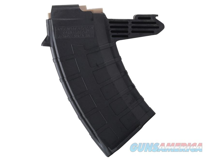 Tapco SKS 20RD Removable Magazine Black  Non-Guns > Magazines & Clips > Rifle Magazines > SKS