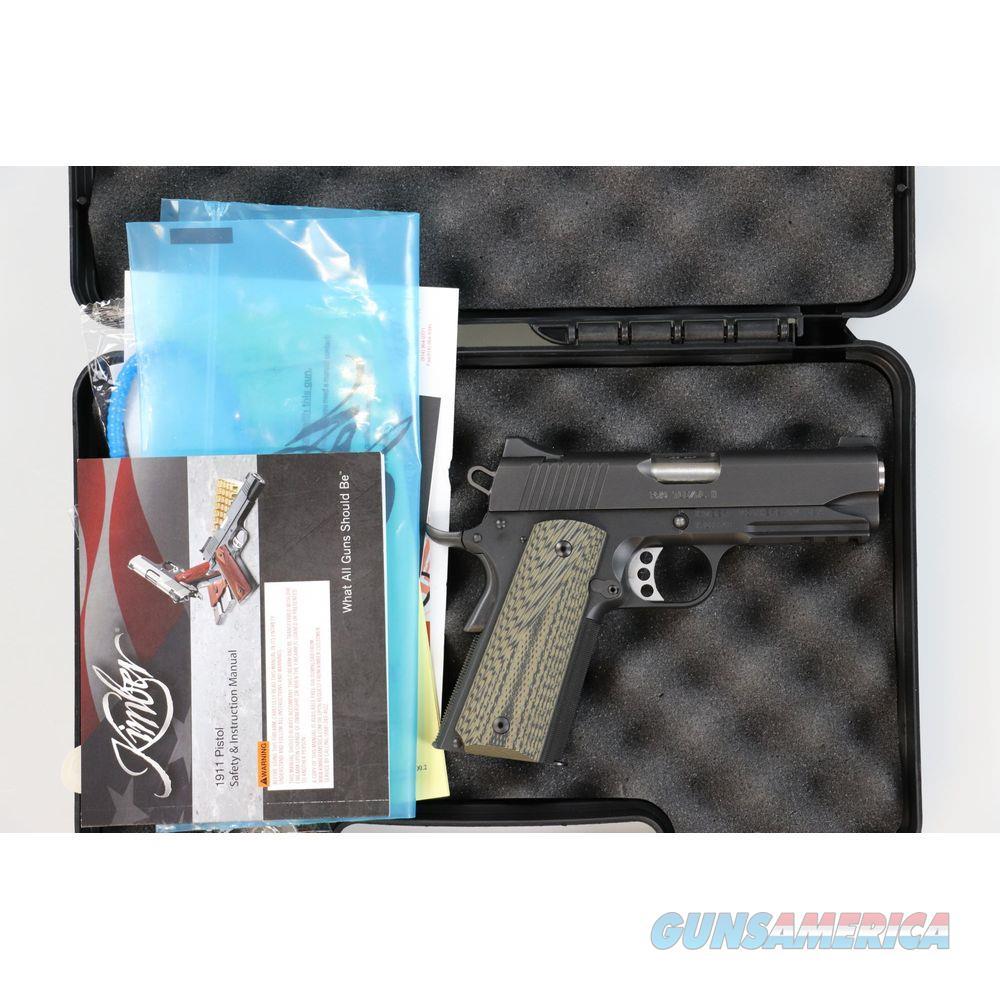 Pre-owned Kimber Pro TLE/RL II .45acp Super Clean - usedkr233646  Guns > Pistols > Kimber of America Pistols > 1911