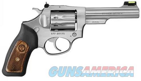 "Ruger SP101 22LR 4.2"" Stainless 8 Shot 5765   736676057658  Guns > Pistols > Ruger Double Action Revolver > SP101 Type"