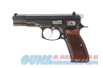 CZ 75 B 91148 ANNIVERSARY EURO EDITION, 9MM   91148   806703911489  Guns > Pistols > CZ Pistols