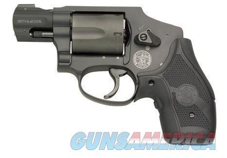 "Smith & Wesson 163073 M&P 340 DOUBLE 357 MAGNUM 1.875"" 5 RD BLACK SYNTHETIC CRIMSON TRACE LASERGRIP GRIP BLACK  163073   022188630732  Guns > Pistols > Smith & Wesson Pistols - Autos > Alloy Frame"