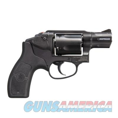 Smith & Wesson, S&W M&P Bodyguard .38 Special Revolver with Crimson Trace Laser 10062 022188865134  Guns > Pistols > Smith & Wesson Revolvers > Small Frame ( J )
