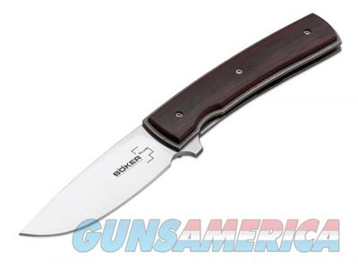 Böker Plus FR Cocobolo Folding Pocket Knife 01BO744 788857038208  Non-Guns > Knives/Swords > Knives > Folding Blade > Imported