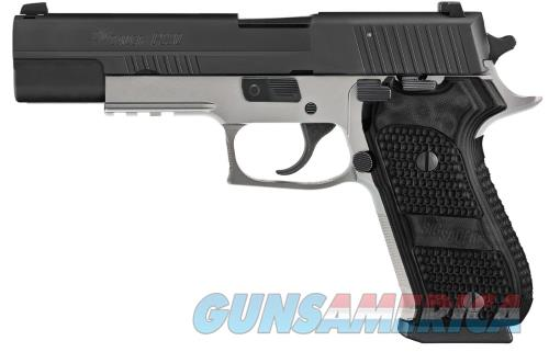 Sig Sauer P220-10 SAO Stainless Match Elite 10mm Pistol Two-Tone 220R5-10-RTAS-MSE  Guns > Pistols > Sig - Sauer/Sigarms Pistols > P220
