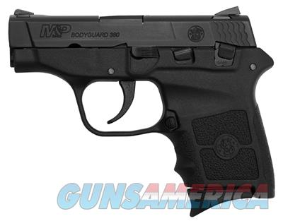 "Smith and Wesson M&P Bodyguard 380 .380 ACP 2.75"" Pistol  109381  022188093810  Guns > Pistols > Smith & Wesson Pistols - Autos > Polymer Frame"