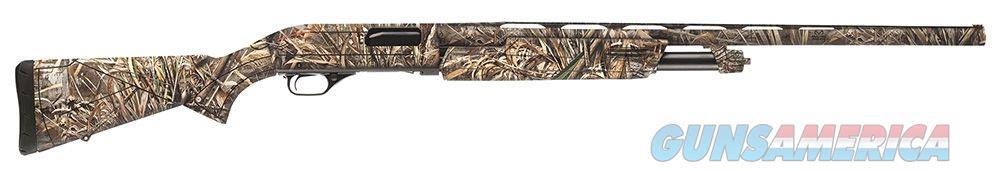 "Winchester 512290292 SXP Waterfowl Hunter Pump Action Shotgun 12 Gauge 28"" Barrel 3.5"" Chamber 4 Rounds Synthetic Stock Realtree Max-5 Camo Finish 512290292  048702004070  Guns > Shotguns > Winchester Shotguns - Modern > Pump Action > Hunting"