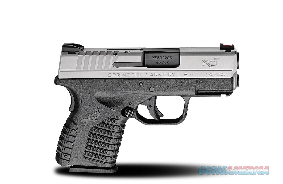 "Springfield Armory XDS .45 ACP 3.3"" Pistol Essentials Kit XDS93345SE 706397899943  Guns > Pistols > Springfield Armory Pistols > XD-S"