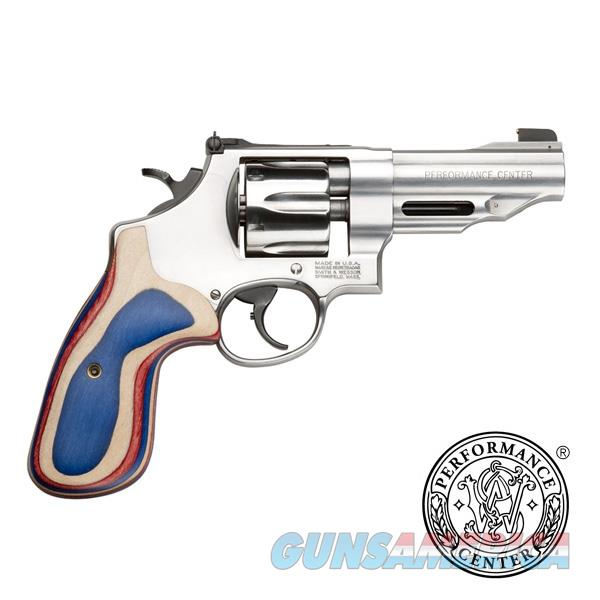 Smith and Wesson Model 625 .45 ACP 6 Shot Perfromance Center Revolver 170161  022188701616  Guns > Pistols > Smith & Wesson Revolvers > Performance Center