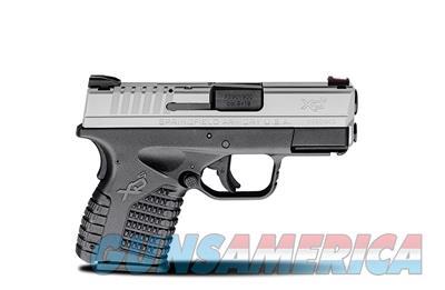 Springfield Armory XDS 9mm Bi-Tone Pistol Essentials Package XDS9339SE 706397899905  Guns > Pistols > Springfield Armory Pistols > XD-S