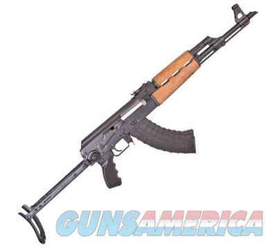 "Century International Arms N-Pap 7.62x39mm Underfolding 16.3"" AK-47 Style Rifle Zastava RI2174-N 787450231832  Guns > Rifles > Zastava Arms"