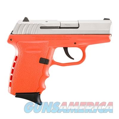 "SCCY Industries CPX-2 TTOR Orange Frame 9mm 3.1"" Barrel  Guns > Pistols > SCCY Pistols > CPX2"