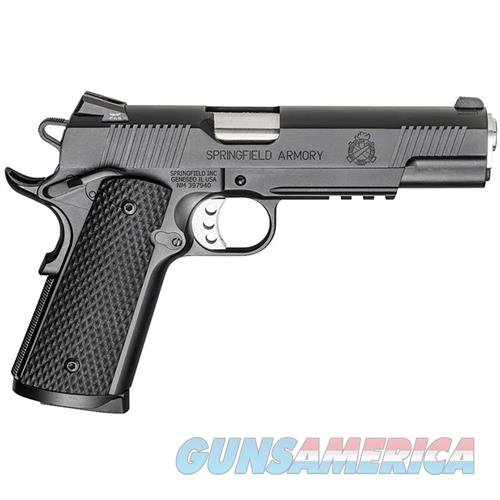 "Springfield 1911-A1 5"" .45 LOADED OPERATOR G10 GRIP PX9105LL18 706397919467  Guns > Pistols > Smith & Wesson Pistols - Autos > Steel Frame"