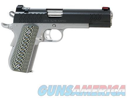 KIMBER AEGIS ELITE CUSTOM .45 ACP 3000351  669278303512  Guns > Pistols > Kimber of America Pistols > 1911