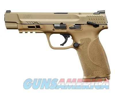 "Smith & Wesson 11537 FDE S&W M&P 2.0 9MM 5"" 17rd+1  Guns > Pistols > Smith & Wesson Pistols - Autos > Polymer Frame"