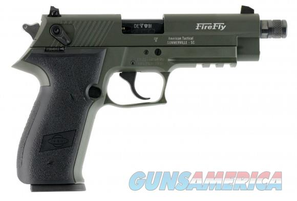 GSG German Sports Guns FireFly Threaded GERG2210TFFG 813393019708  Guns > Pistols > American Tactical Imports Pistols