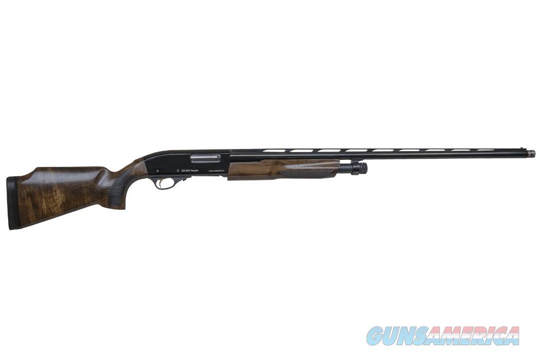 "CZ- USA CZ 612 Target 12 Gauge Pump Action 32"" Ported Shotgun 06578 806703065786  Guns > Shotguns > CZ Shotguns"