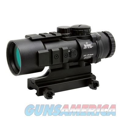 Burris AR-536 5x Magnified Prism Optic 300210 000381302106  Non-Guns > Scopes/Mounts/Rings & Optics > Tactical Scopes > Red Dot