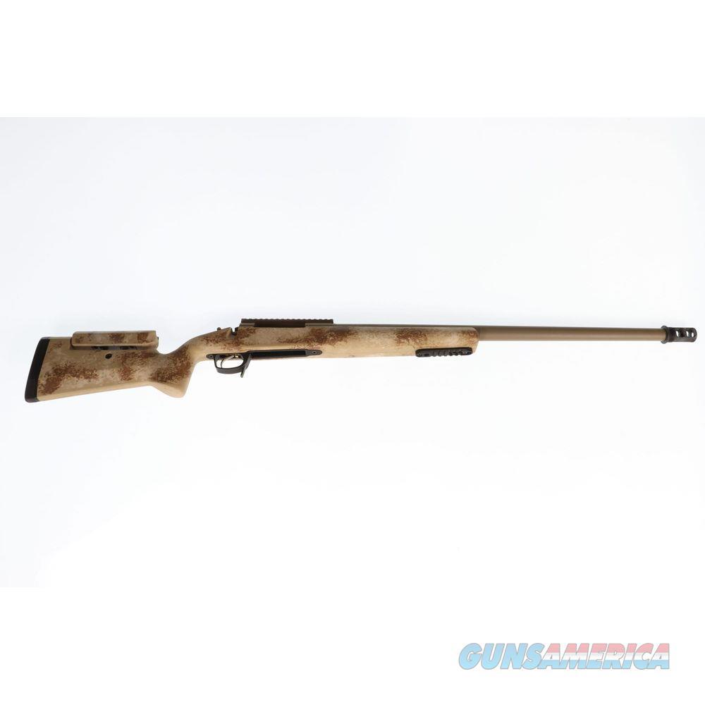 Pre-Owned DEFIANCE REBEL RW SNYDER custom 338 lm - USEDD0461  Guns > Rifles > D Misc Rifles