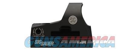 Sig Sauer Romeo3 Reflex 3MOA Red Dot Sight SOR31002 798681521357  Non-Guns > Scopes/Mounts/Rings & Optics > Tactical Scopes > Red Dot