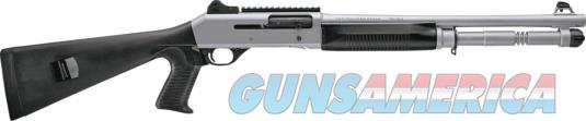 "Benelli 11794 M4 Tactical H2O Semi-Auto 12 Gauge Shotgun 18.5"" Barrel  Guns > Shotguns > Benelli Shotguns > Tactical"
