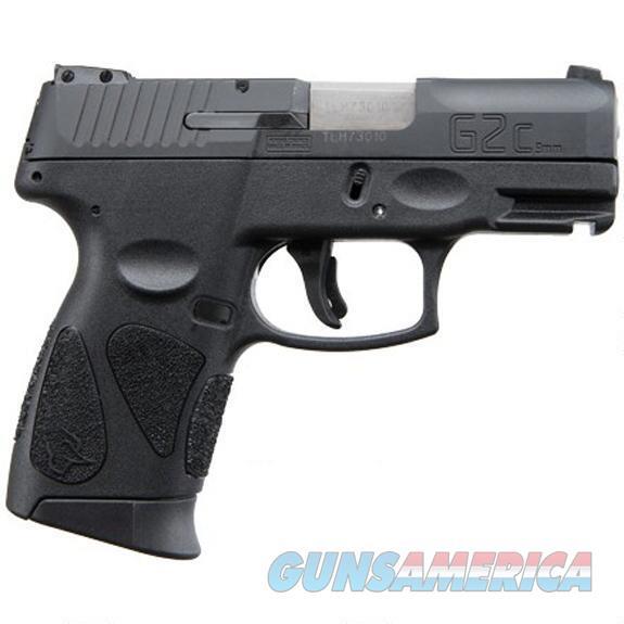 "Taurus PT111 G2C 9mm Compact Pistol 3.2"" 1-G2C931-12 725327616030  Guns > Pistols > Taurus Pistols > Semi Auto Pistols > Polymer Frame"