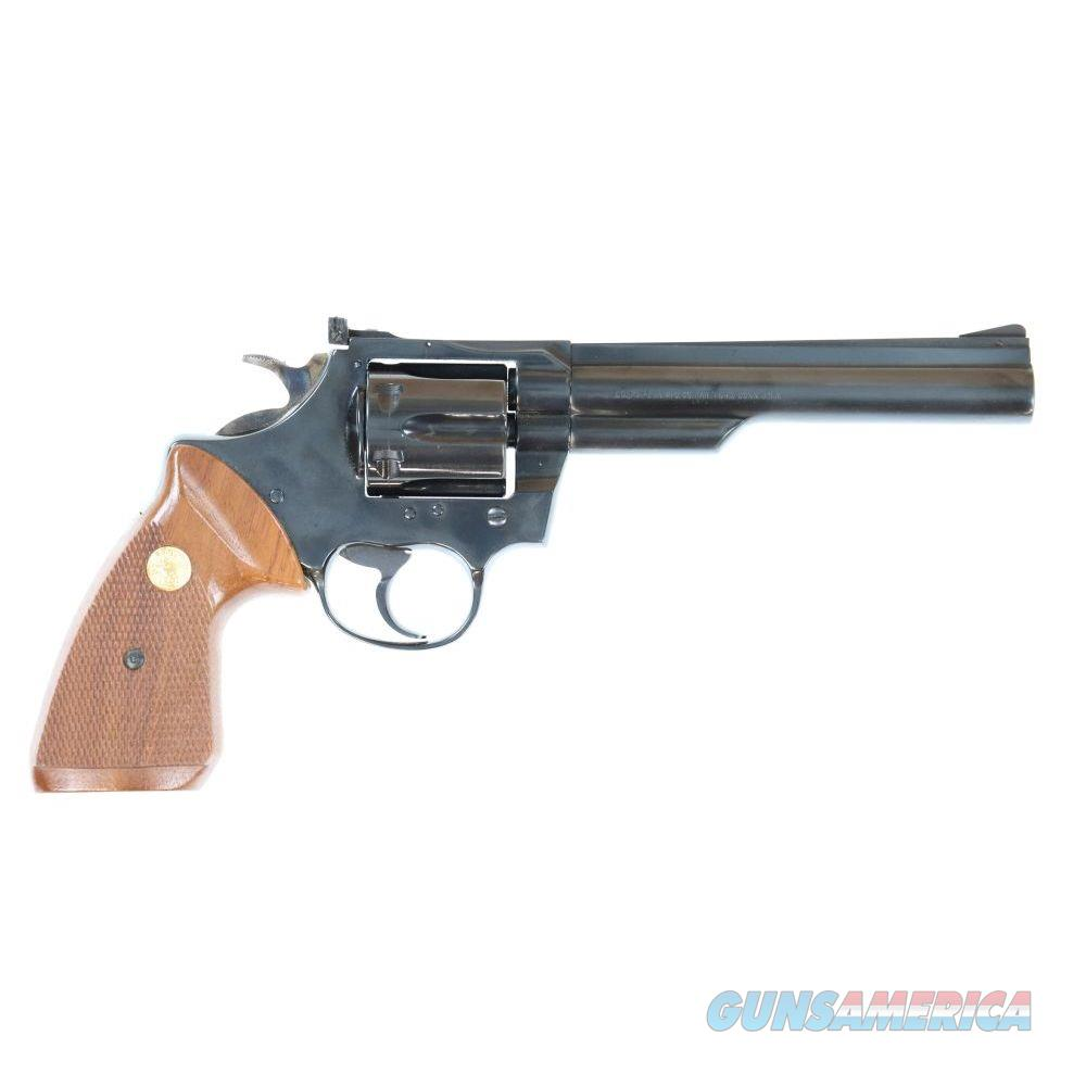"Pre-Owned Colt Trooper III .22 Magnum 6"" - USEDY14586  Guns > Pistols > Colt Double Action Revolvers- Modern"