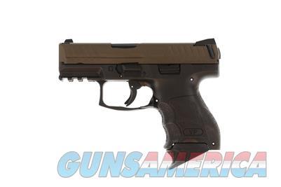 HECKLER & KOCH VP9SK 9mm STRIKER FIRE 2 10rd Magazines Midnight Bronze Slide 81000145  642230256958  Guns > Pistols > Heckler & Koch Pistols > Polymer Frame