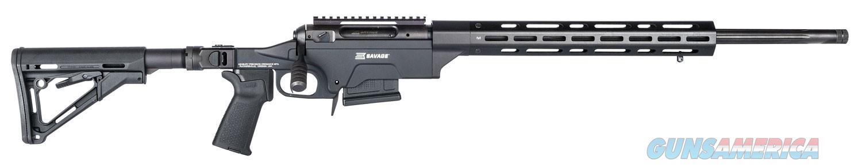 "Savage 22632 Model 10 Ashbury Precison 6.5 Creedmoor 24"" Bolt Action Rifle with Threaded Barrel 22632 011356226327  Guns > Rifles > Savage Rifles > 10/110"