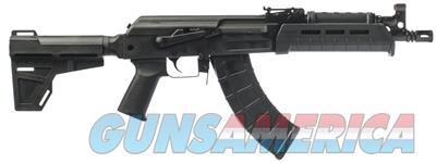 Century Arms AK C39V2 10in Black With Magpul Furniture Blade Brace. HG4544-N  787450474864  Guns > Pistols > Century International Arms - Pistols > Pistols