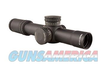 Trijicon AccuPower 1-8x28mm Riflescope with MOA Segmented-Cirlce Crosshair Reticle with Green LED RS27-C-1900027 719307402430  Non-Guns > Scopes/Mounts/Rings & Optics > Rifle Scopes > Variable Focal Length