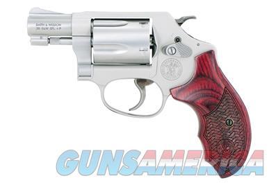"Smith & Wesson Performance Center 637 Silver Revolver 38 Special DA/SA 5 RD 1.875""  170349  022188703498   Guns > Pistols > Smith & Wesson Revolvers > Small Frame ( J )"