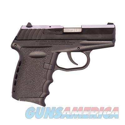 "SCCY Industries CPX-2 CB Black Frame 9mm 3.1"" Barrel  Guns > Pistols > SCCY Pistols > CPX2"