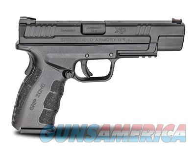 "Springfield Armory XDG9401BHC XD9 Mod.2 5"" Tactical Model 9mm 16+1 Pistol  Guns > Pistols > Springfield Armory Pistols > XD-Mod.2"