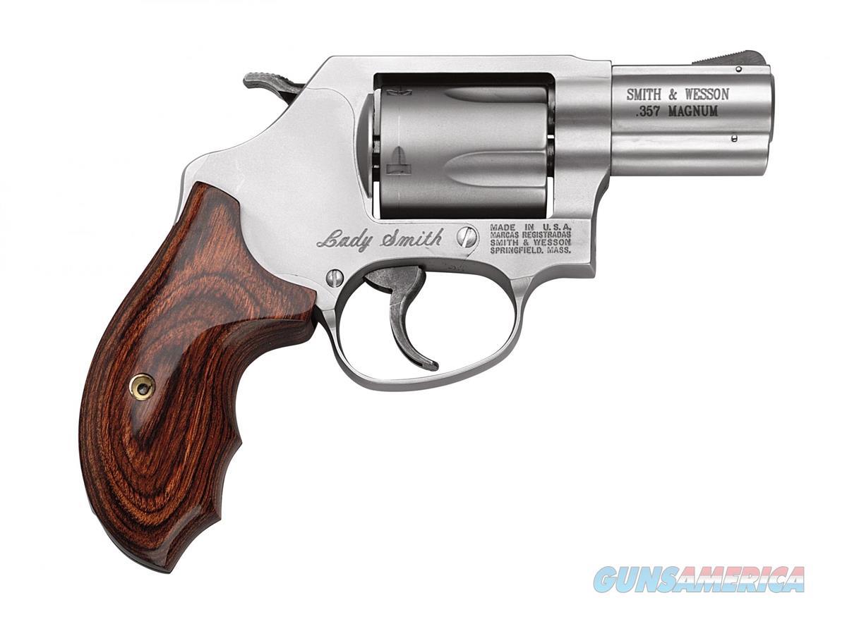 Smith & Wesson S&W Model 60 LadySmith .357 Mag Revolver 162414  Guns > Pistols > Smith & Wesson Revolvers > Small Frame ( J )